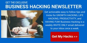 Business Hacking Newsletter