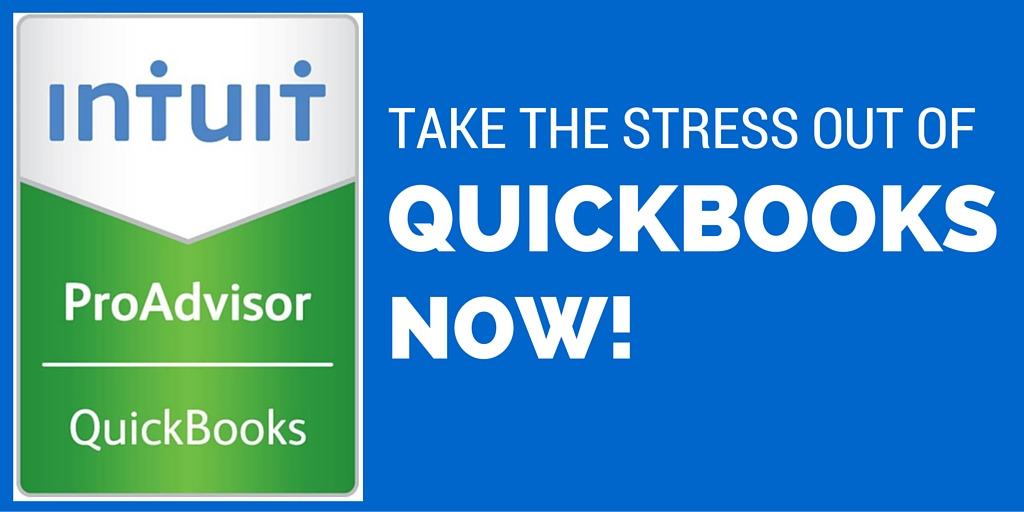 Take the Stress Out of QuickBooks