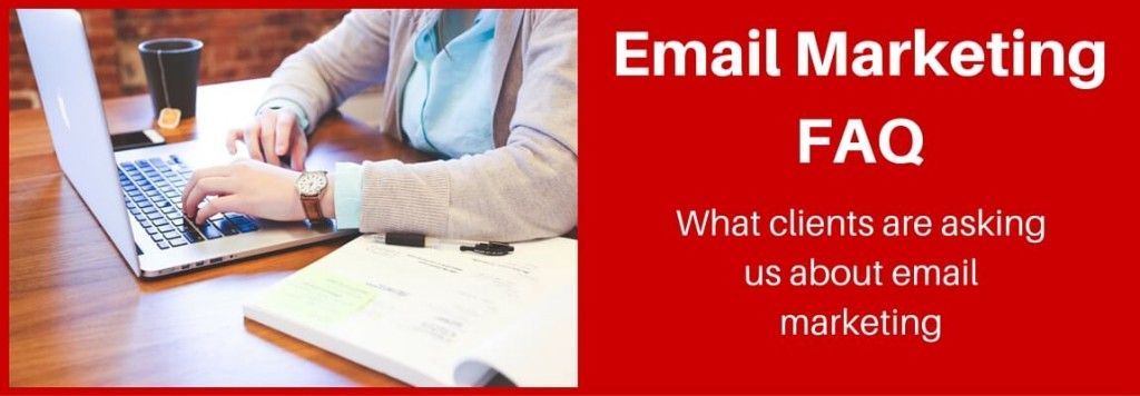 Email Marketing Questions Answered - Ask Me Anything FAQ Page