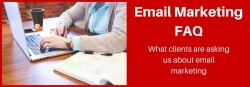 email marketing faq - questions about email marketing