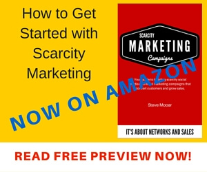 Scarcity Marketing eBook Now on Amazon