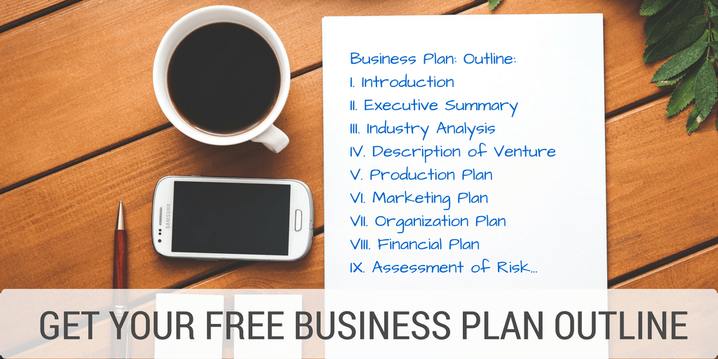 Get Your Free Business Plan Outline