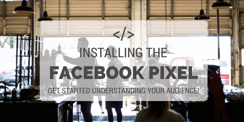 "Facebook Pixel ""How To"""