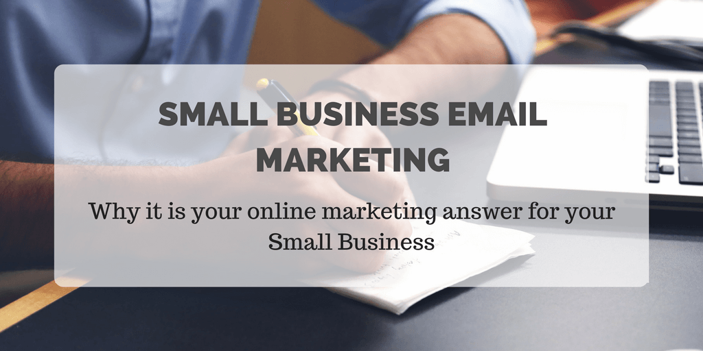 small business email marketing is the best social media network